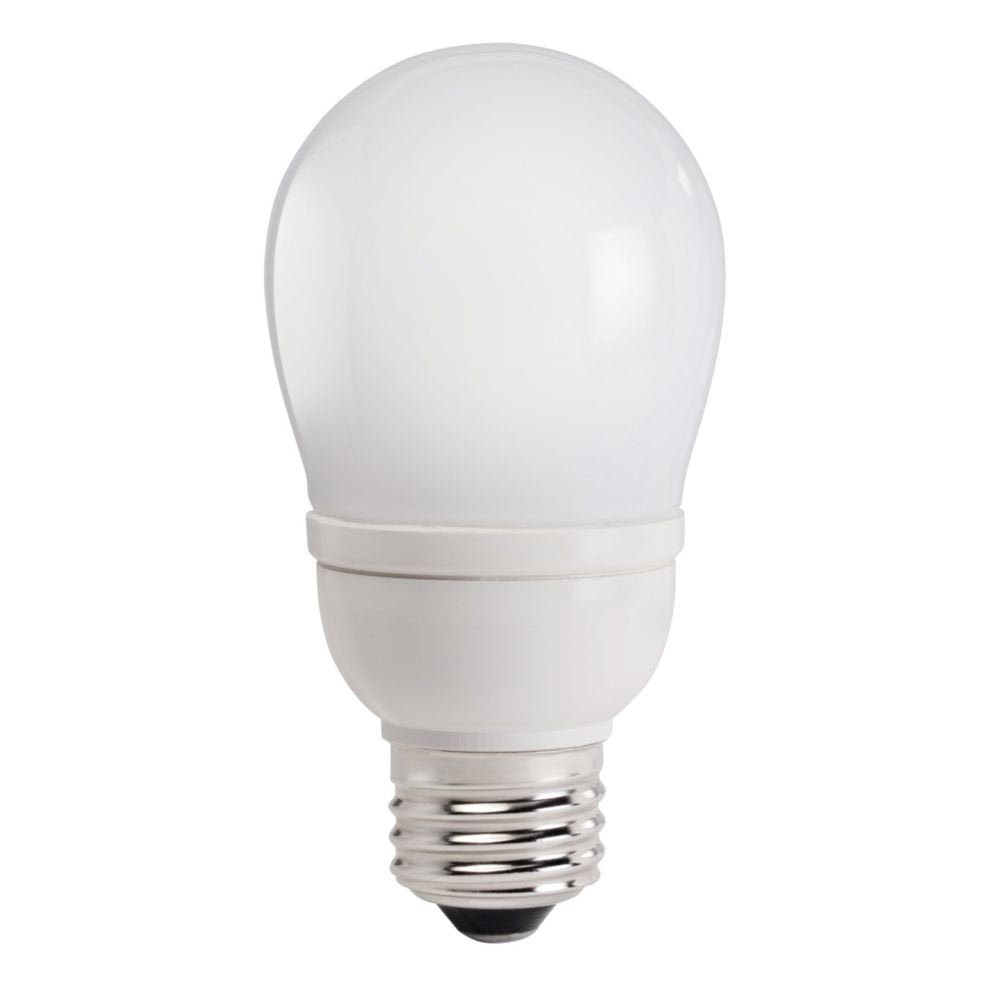 Philips 9w 120v A-Shape Fan Soft White 2700K Fluorescent Light Bulb