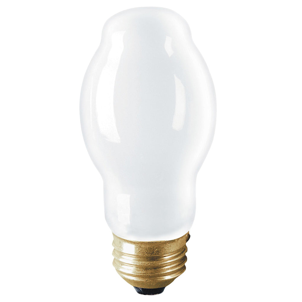 Philips 150w 120v BT15 E26 White 2900k Halogen Classic Light Bulb