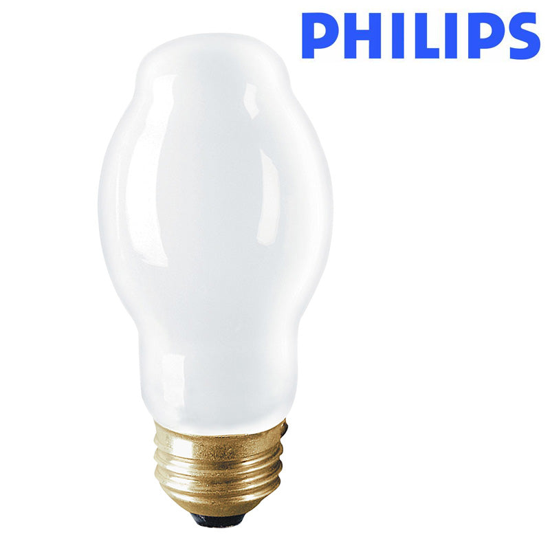 Philips 55w 120v BT15 Clear E26 Decorative Halogen Light Bulb