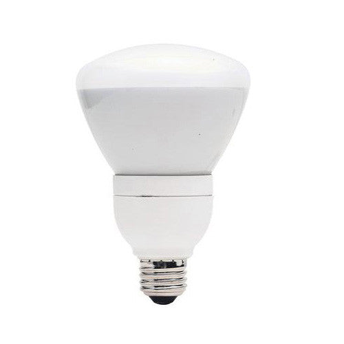 GE 15w R30 Dimmable Compact Fluorescent Bulb