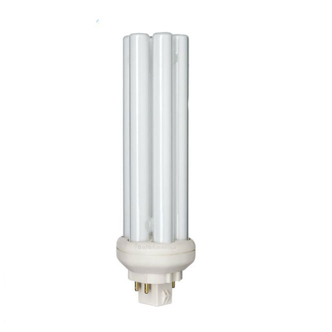 Philips 33w 110v Triple Tube 4-Pin GX24Q-4 Fluorescent Light Bulb