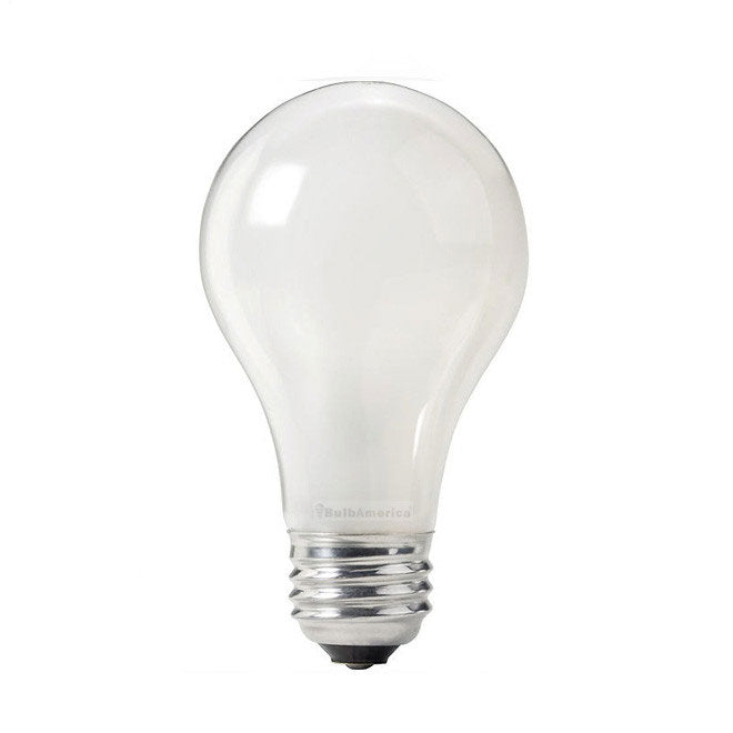 Philips 60w 130v A-Shape A19 Frosted Extended Service Incandescent Light Bulb