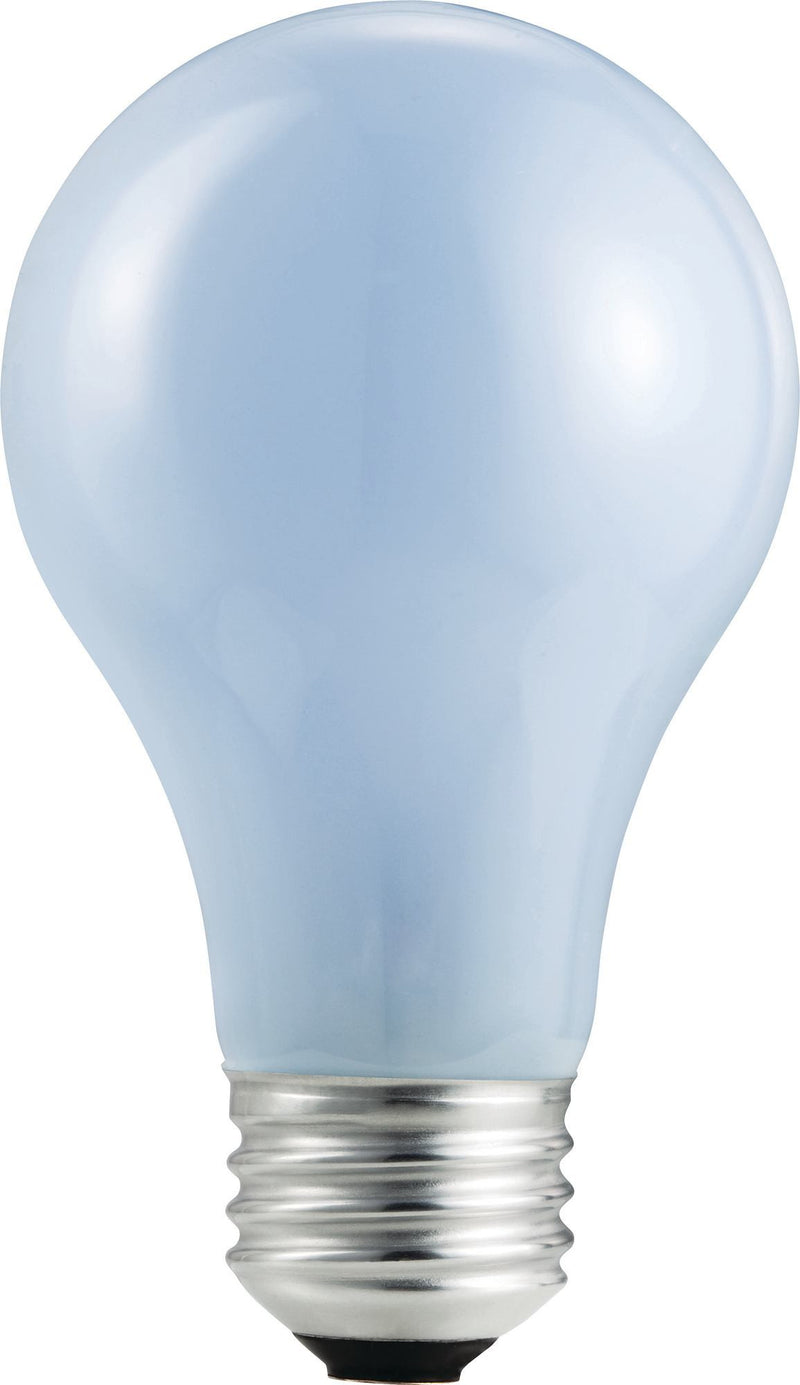 Philips 53w 120v A19 Daylight Blue E26 Halogen Light Bulb x 2 pack