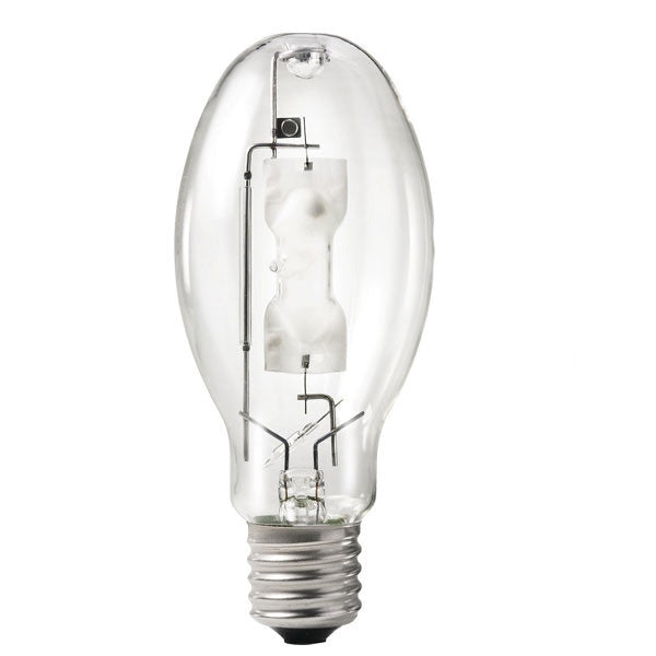 Philips 400w ED28 Pulse Start 4000K Cool White E39 Metal Halide Light Bulb