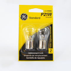 GE  7506 - P21W 21w 12v S8 Automotive bulb - 2 Pack