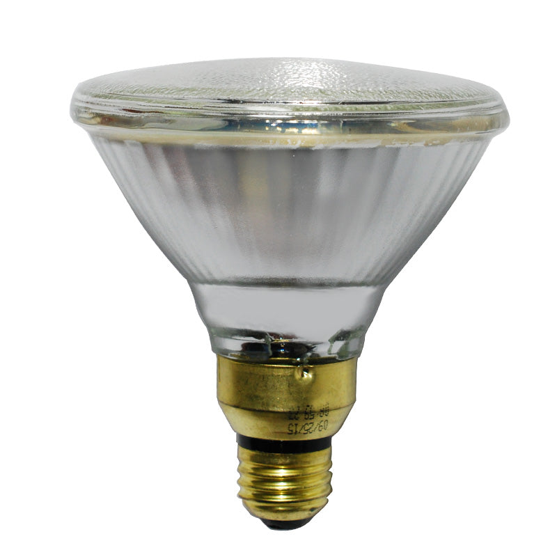 GE Quartzline 250w PAR38 Narrow Spot Quartz Halogen Light Bulb