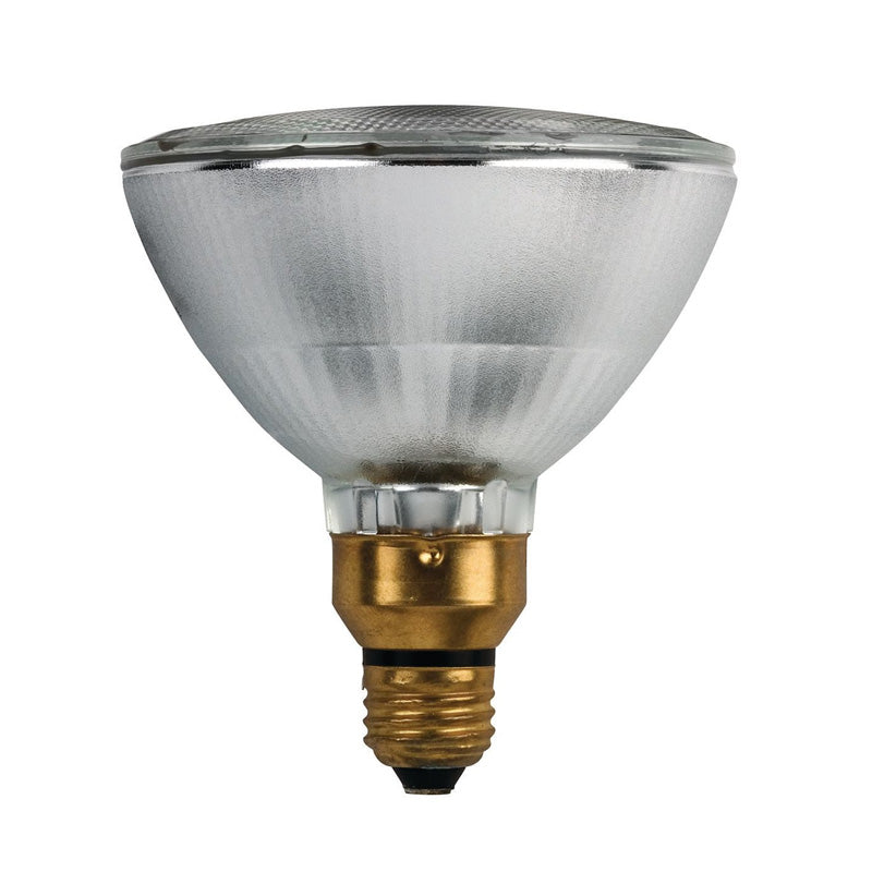 Philips 55w 120v PAR38 WFL40 Energy Advantage IRC Plus Halogen Light Bulb