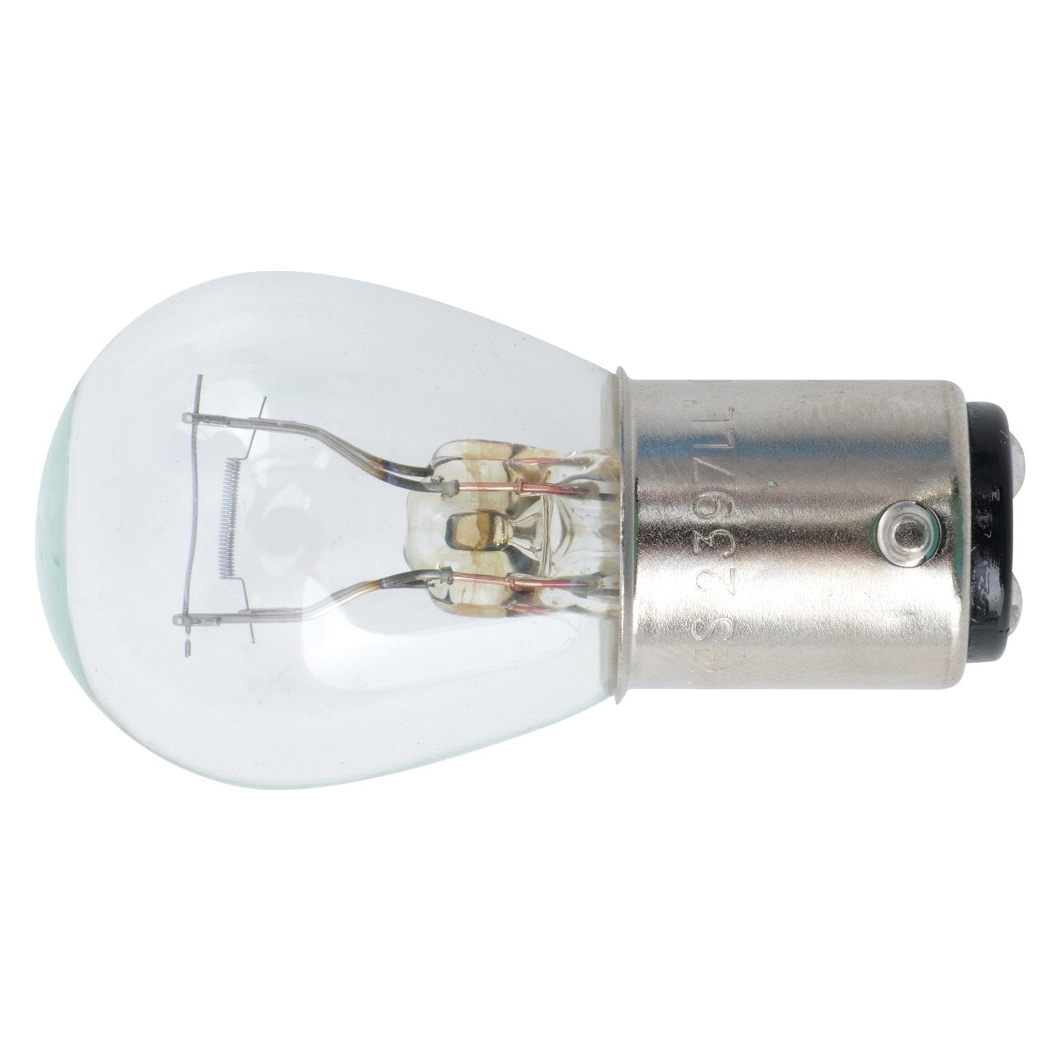 Philips 2397 - 12.8/14V 28.54/6.72W S8 Automotive Lamp - 2 Bulbs