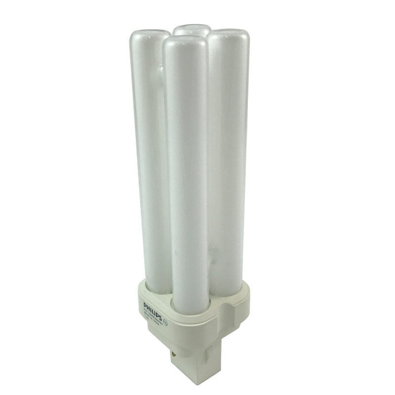 Philips 28w Double Tube 2-Pin 2700K PL-X GX32D-3 Fluorescent Light Bulb