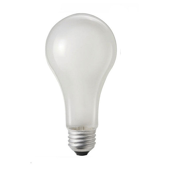 Philips 100w 277v A-Shape A21 Frosted E26 Hi Volt Incandescent Light Bulb