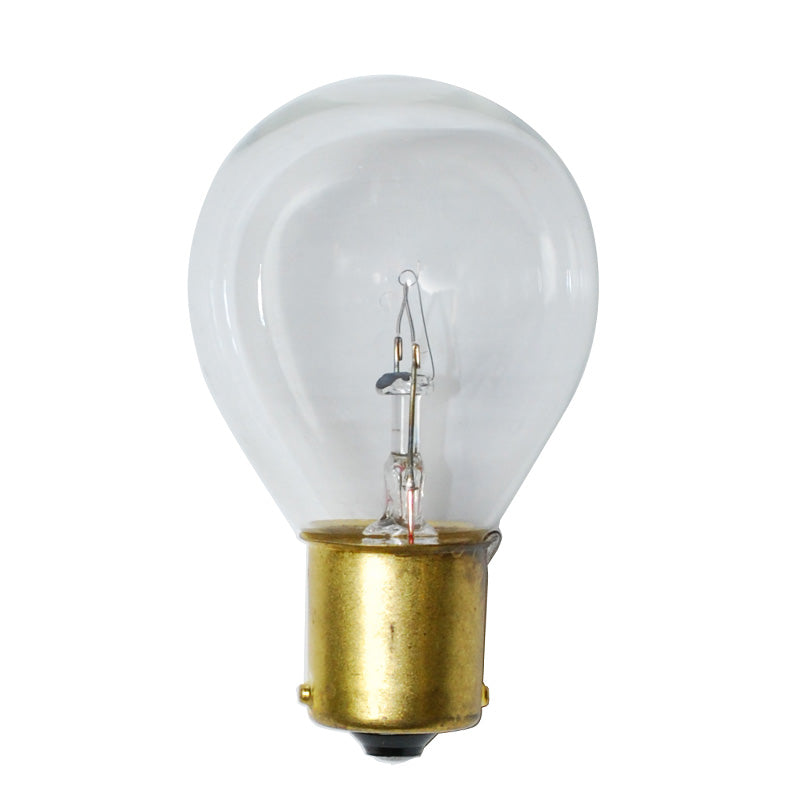 GE  309 - 25w S11 28v Low Voltage Aircraft Light bulb
