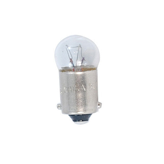 GE 26255 356 5w Ba9s G3.5 (G3 1/2) 28v Low Voltage Automotive Aircraft Bulb