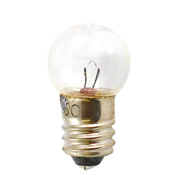 GE  605 - 3w G4.5 (G4 1/2) 6.15v Low Voltage Bulb