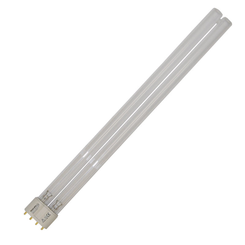 Philips TUV PL-L 36w Single Tube 4-Pin 2G11 Compact UVC Germicidal lamp
