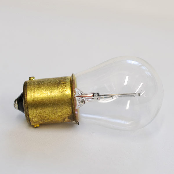 GE  2232 - 18w 28v S8 BA15s Aircraft Low Voltage Light Bulb