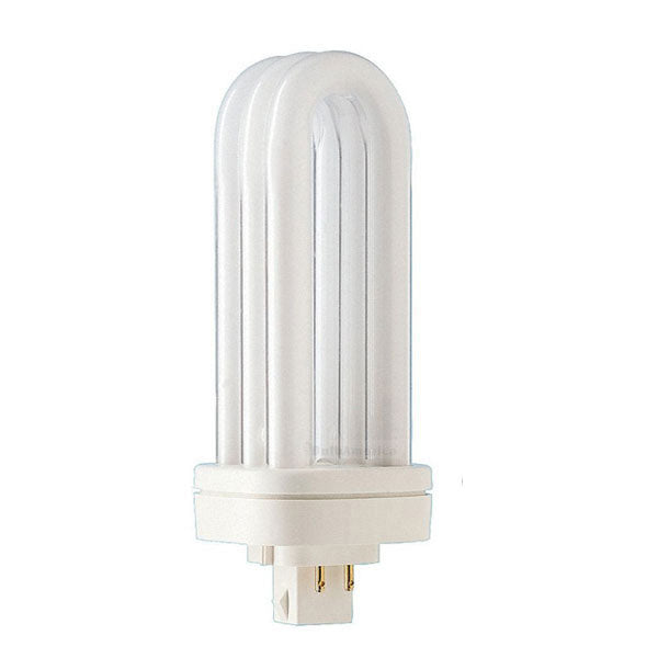 Philips 26w Triple Tube 4-Pin GX24Q-3 3500K White Fluorescent Light Bulb