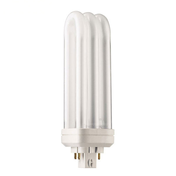 Philips 42w 135v Triple Tube 4-Pin GX24Q-4 3500K White Fluorescent Light Bulb
