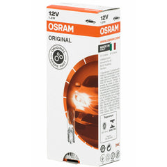 10-PK Osram 2721 1.2W 12V ORIGINAL High_Performance Automotive Bulb