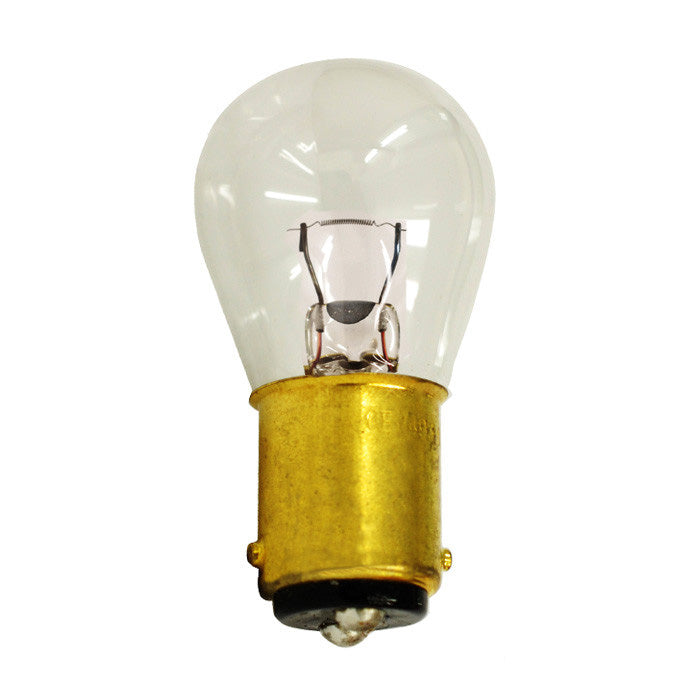 GE  1493 - 18w S8 6.5v Low Voltage miniature light bulb