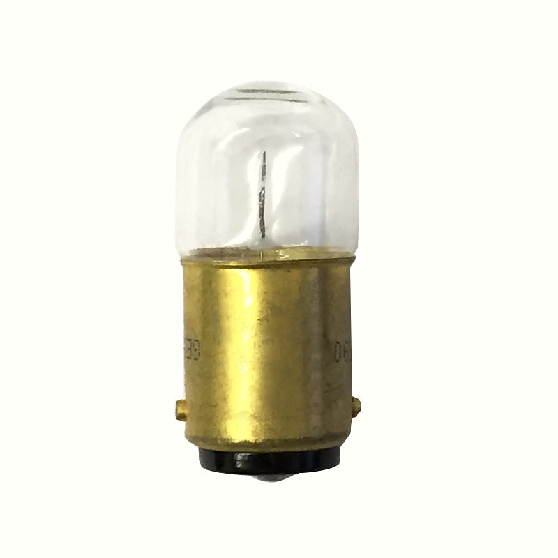 GE 25794 90 - 8W 13V G6 BA15d Low Voltage Miniature Automotive Incandescent Bulb