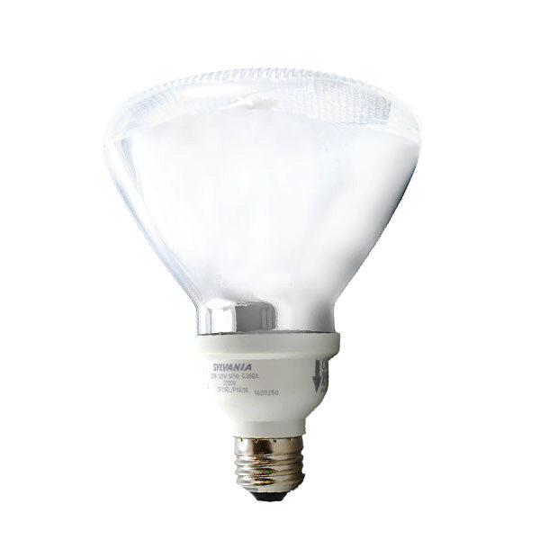 SYLVANIA 23w 120v PAR38 E26 Screw Base Fluorescent light bulb