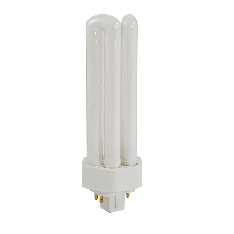 Ushio 32w 3500K Amalgam GX24Q-3 Triple Tube 4-Pin Fluorescent Tube Light Bulb