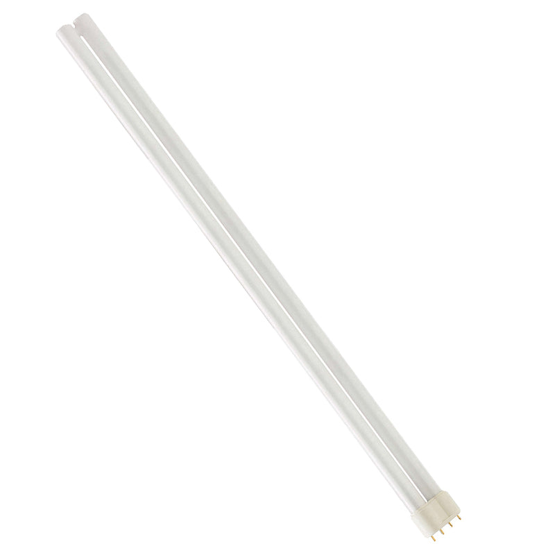 Philips 55w Single Tube 4-Pin 2G11 5300K Daylight Fluorescent Light Bulb