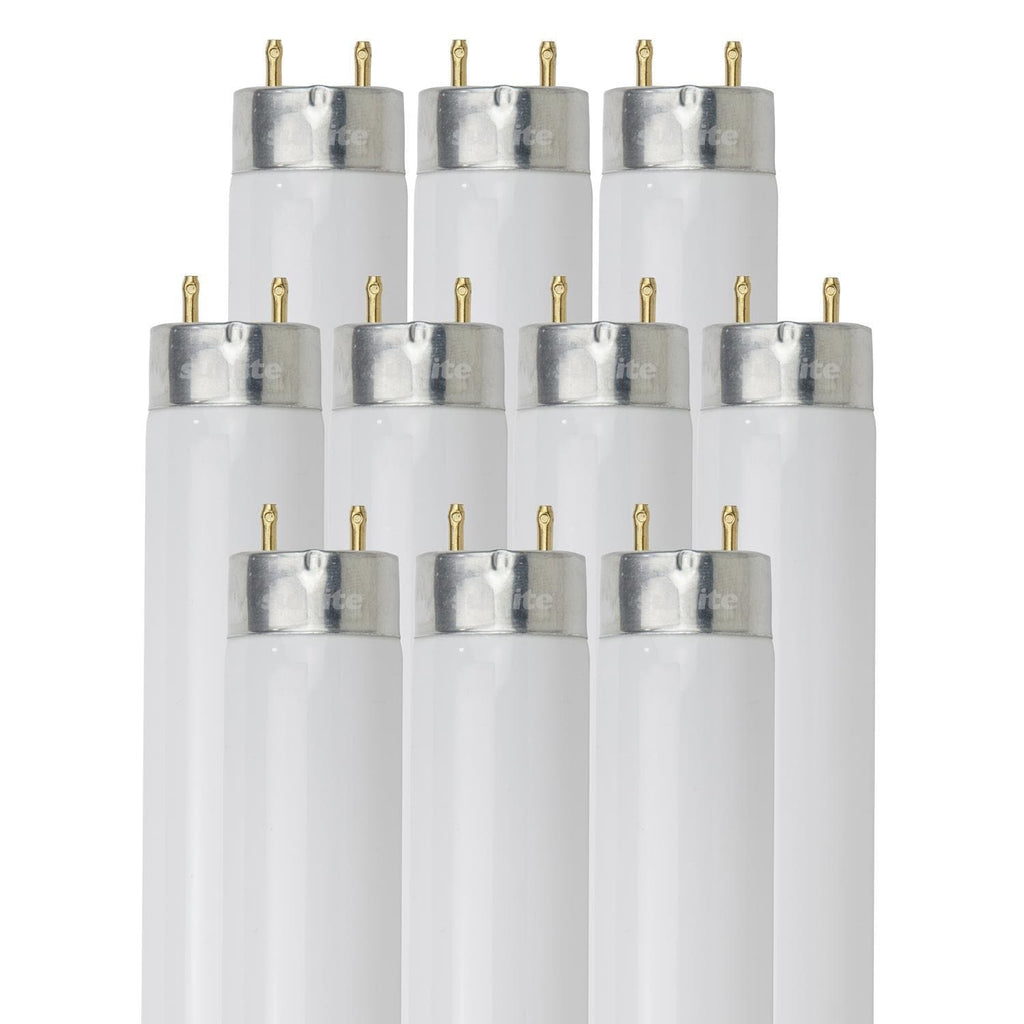 Sunlite 25W T8 G13 High Performance Straight Tube 3500K Neutral White
