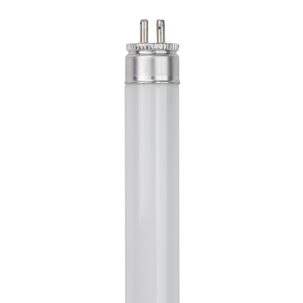 12Pk - SUNLITE 28W Mini Bi-Pin (G5) T5 High Performance Straight Tube 3500K Neutral White
