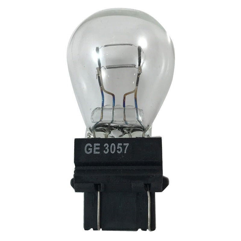 GE 18391 3057 NA - Amber 27w S8 12.8v Wedge Miniature Automotive Light Bulb