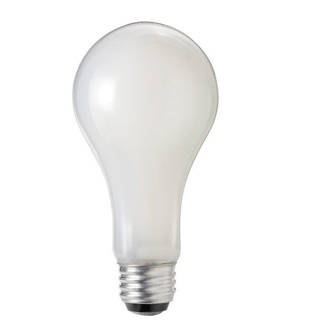 Philips 50-100-150w 120v A21 Frosted E26 Director Incandescent Light Bulb