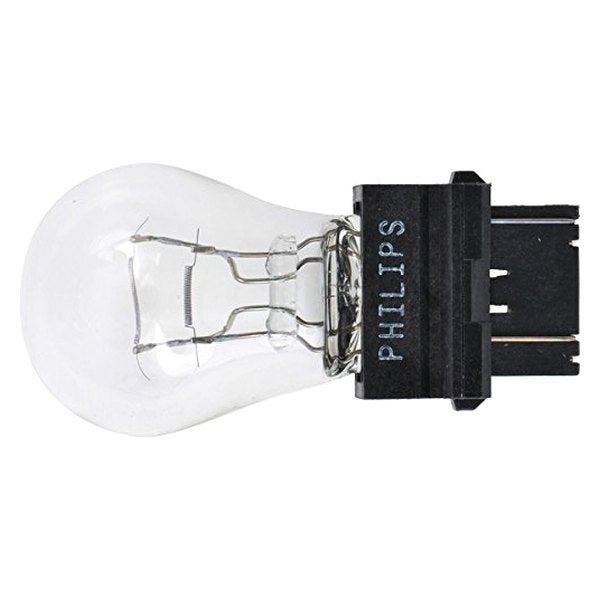 2pk - Philips 3357 - S8 12.8v W2.5X16Q base Automotive Miniature bulb