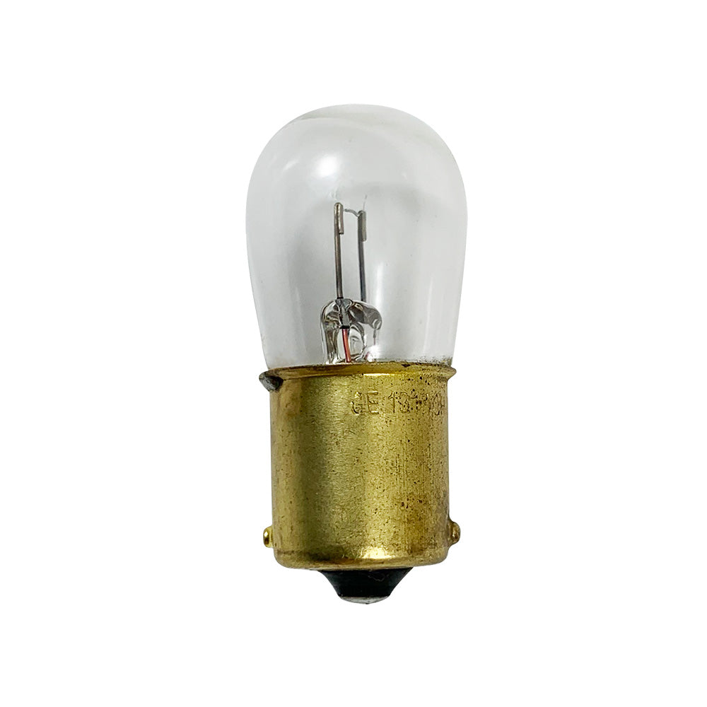 GE 1317 34265 3w 6v B6 BA15s Low Voltage Miniature Aircraft Aviation Light Bulb