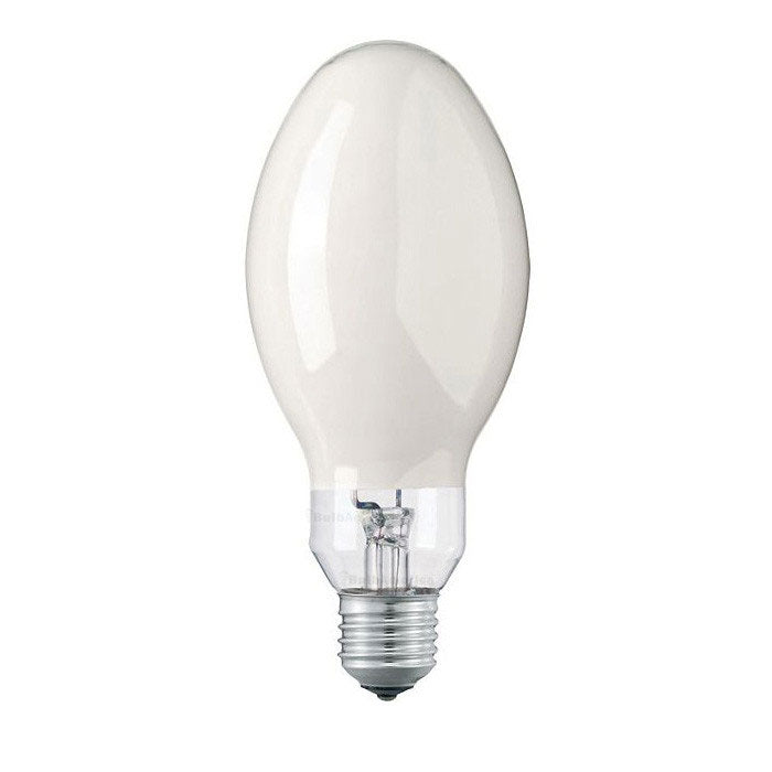 PHILIPS 50W ED55 E26 Cool White HID Mercury Vapor Light Bulb