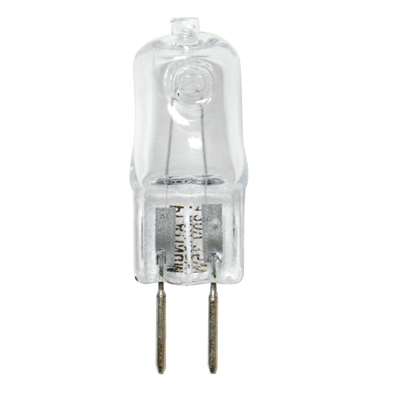 SUNLITE 35W 120V GY6.35 Bi-Pin Base Clear Halogen Bulb