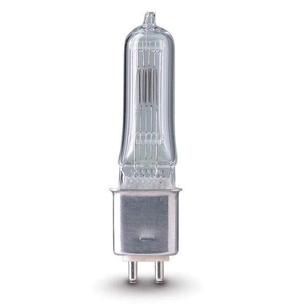 Philips 600w 230v GLB 6991P G9.5 3100k Single Ended Halogen Light Bulb
