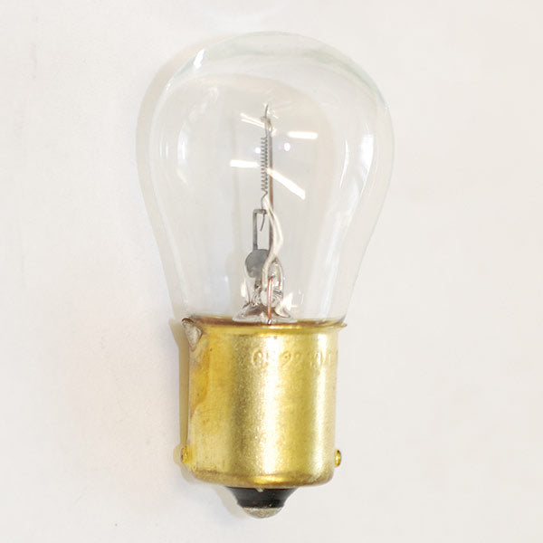 GE 36906 2233 - 21W S8 28V BA15s CC-8 Miniature Aircraft Low Voltage Bulb