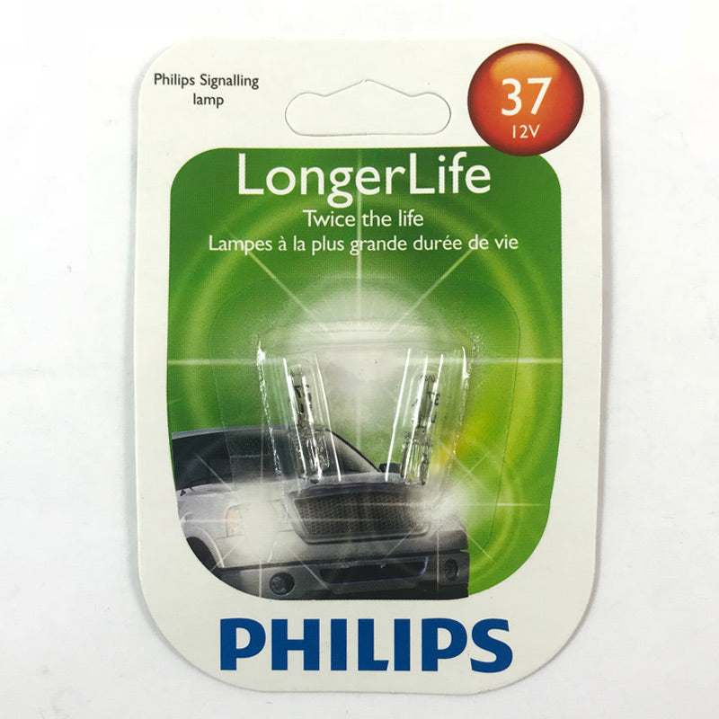 2pk - Philips 37 - 1.26w 14v T1.75 Automotive Miniature Bulb