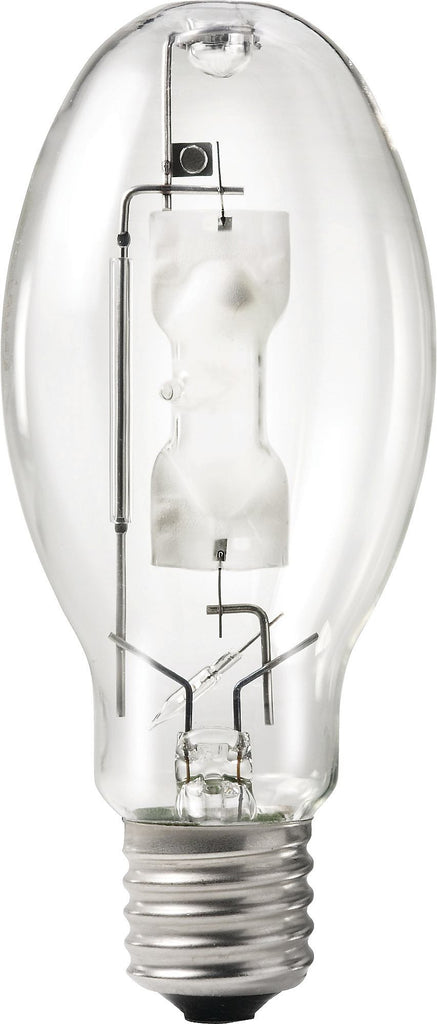 Philips 145w 125v ED28 Clear E39 4050K AllStart HID Light Bulb