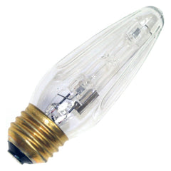 Philips 25w Flame E26 Medium Base 300Lm Decorative Halogen Bulb