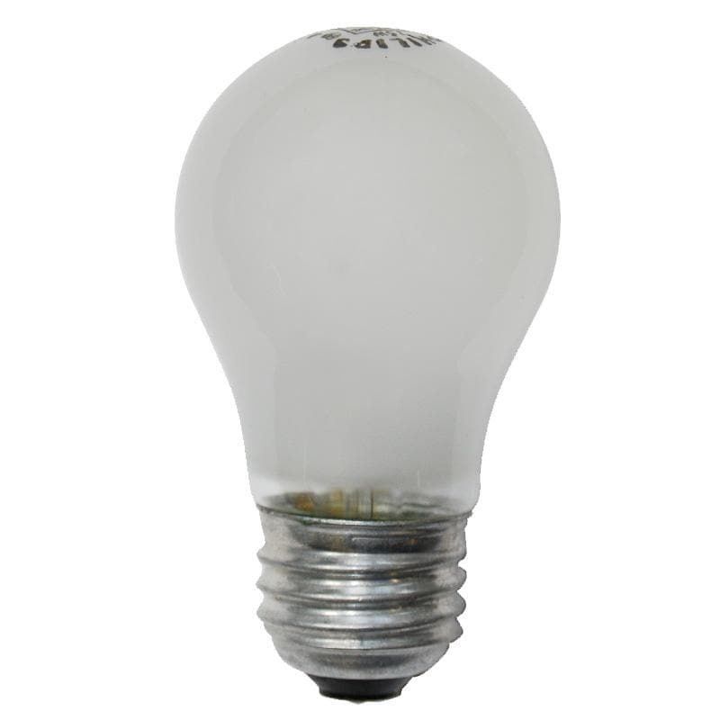 Philips 15w 120v A-Shape A15 E26 Frost Incandescent light bulb