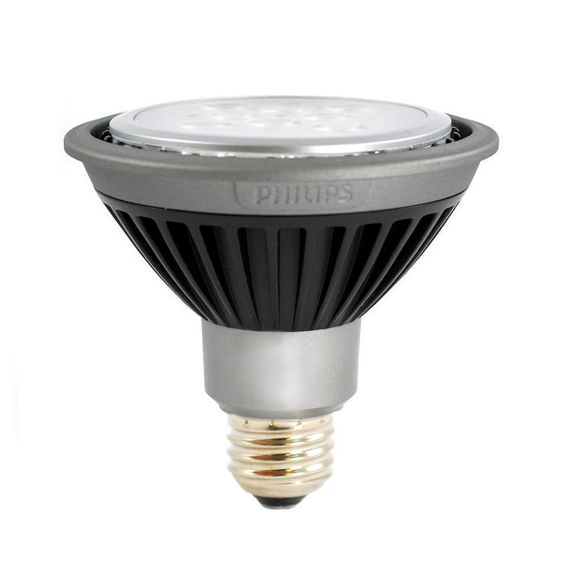 PHILIPS EnduraLED 11W 120V PAR30 Indoor Flood Light Bulb
