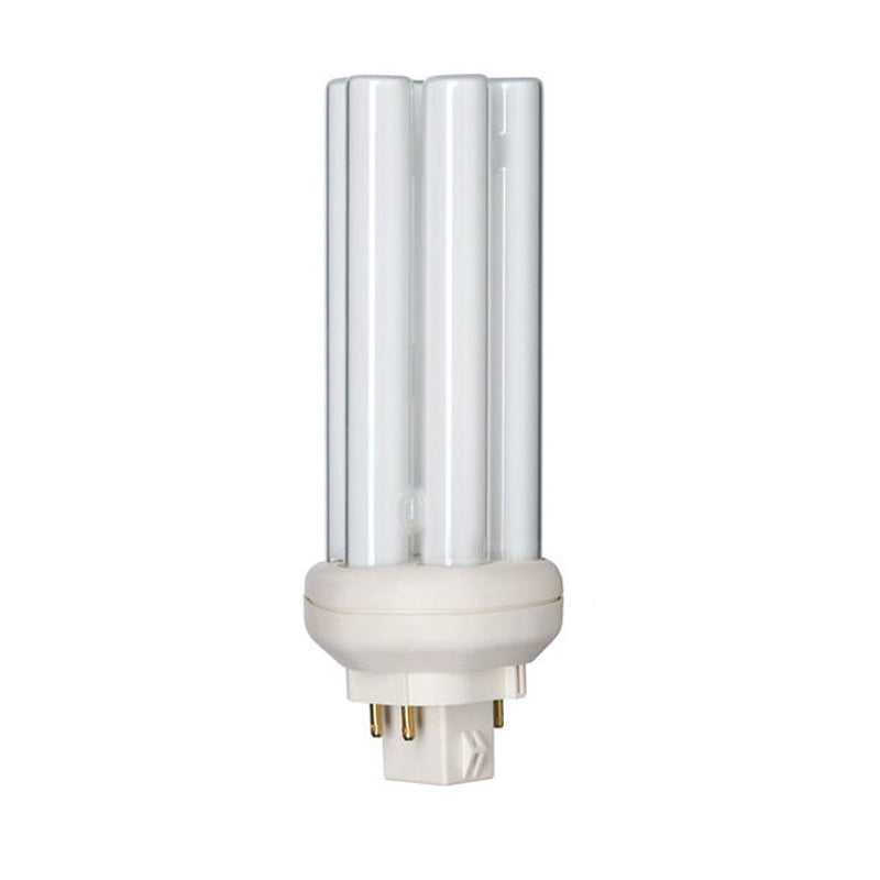 Philips 21w Triple Tube 4-Pin GX24Q-3 Warm White 3000K Fluorescent Light Bulb