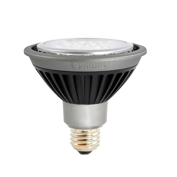 PHILIPS 11W PAR30S Short Neck Dimmable LED Flood White 3000K Bulb