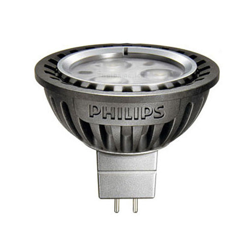 PHILIPS EnduraLED 4W MR16 3000K FL24 GU5.3 Light Bulb