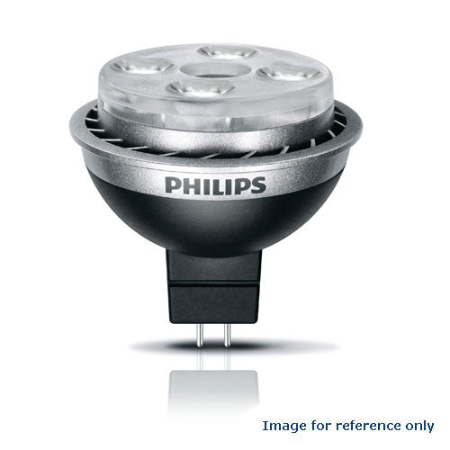 Philips 7w 12v MR16 GU5.3 base 4000k FL36 Dimmable EnduraLED Light Bulb