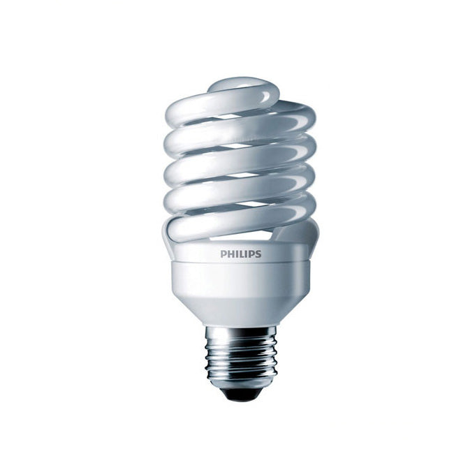 Philips 26w 120v Twist E26 Cool White 4100K EL/mdT2 Fluorescent Light Bulb