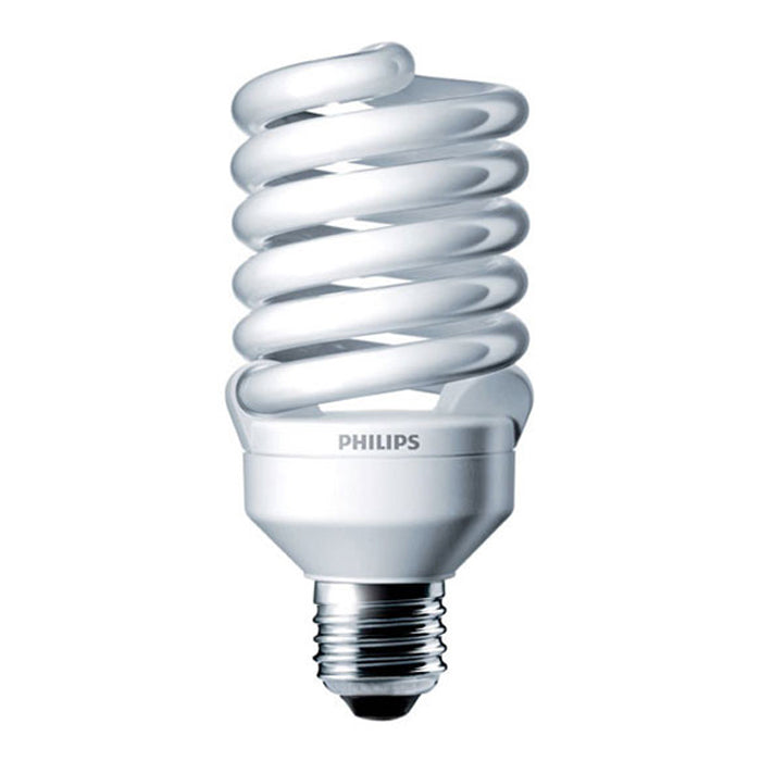 Philips EL/mdT2 26w 120v Twist 2700k E26 Warm White Fluorescent Light Bulb