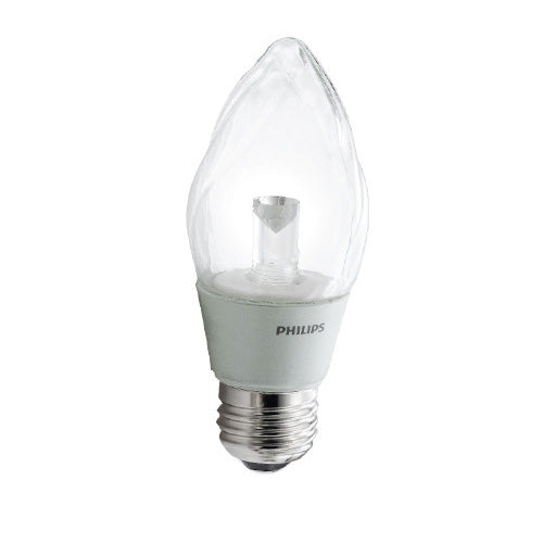PHILIPS EnduraLED 3.5W F15 E26 Dimmable Postlight Candle Light Bulb