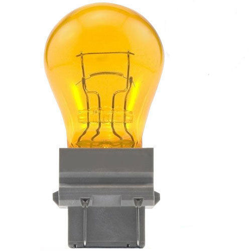 Philips  4157 NA LL - Natural Amber Long Life Automotive lamp - 2 Bulbs
